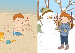 Summer and Winter Fun