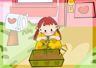 Grow, Little Rosemary