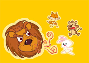The Lion's Bad Breath