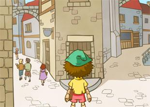 The Adventures of Pinocchio 5: Pinocchio Gets Schooled