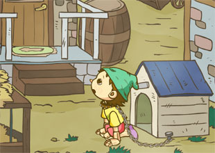 The Adventures of Pinocchio 9: Working Like a Dog