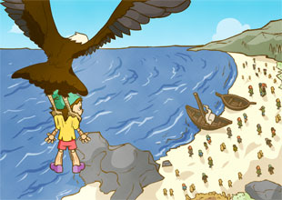 The Adventures of Pinocchio 10: Can You See the Sea?