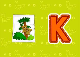 Letter Kk