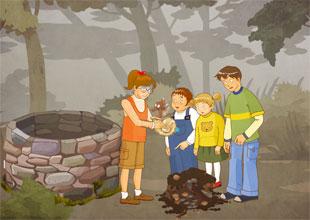 The Wishing Well 2: The Children Meet Huey