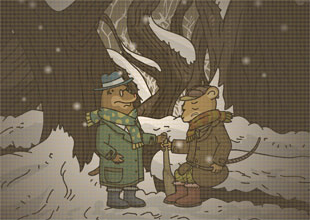 The Wind in the Willows 18: Lost and Cold