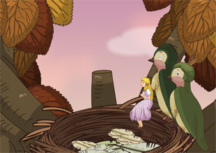 Thumbelina 7: Finding New Friends