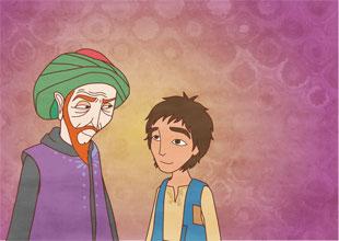 Aladdin and His Wonderful Lamp 2: Magrib the Magician