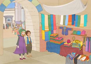 Aladdin and His Wonderful Lamp 4: The Amazing Bazaar