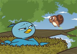 Bird and Kip 4: Kip, the Race Car Driver