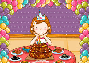 Hana's Album 19: My Birthday Party
