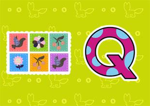 Letter Qq