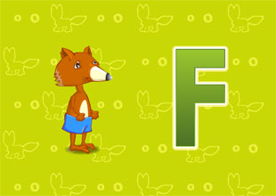 Letter Ff