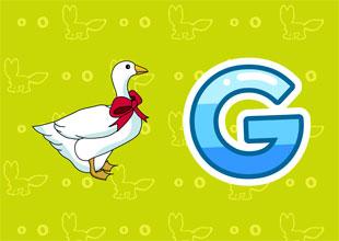 Letter Gg