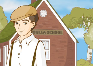 Anne of Green Gables 7: Trouble at School