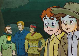 The Adventures of Tom Sawyer 5: Murder at Midnight