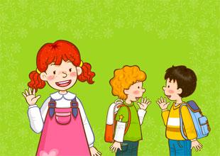 Mrs. Kelly's Class 9: Good-bye!