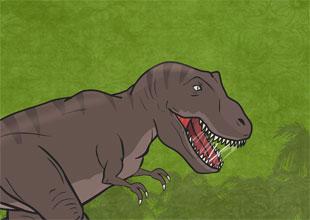 T. rex: The Tyrant Lizard King Dinosaur