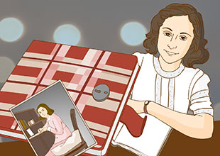 Anne Frank: A Diary of Hope