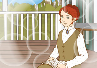 Anne of Avonlea 1: An Irate Neighbor