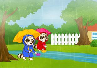 Wacky Ricky 20: Spring Rain