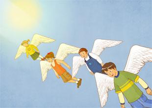 The Wishing Well 13: Flying High