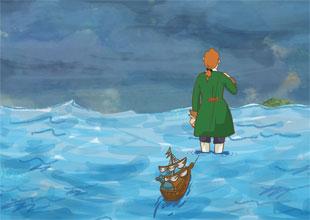 Gulliver's Travels 11: A Discovery in Blefuscu