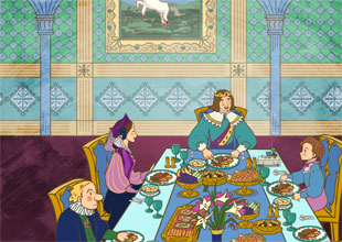 Gulliver's Travels 19: Life at the Palace