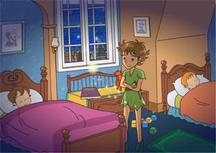 Peter Pan 2: Peter Comes to Visit