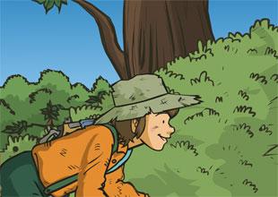 The Adventures of Huckleberry Finn 6: Huck Finds a Friend