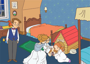 Peter Pan 4: Changes in the Nursery