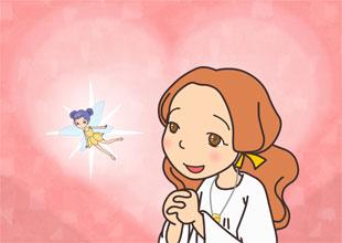 Peter Pan 5: Enter Peter and Tinker Bell