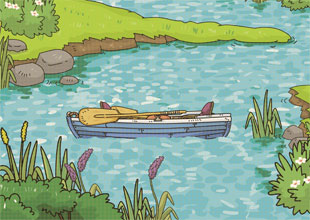 The Wind in the Willows 5: Mole Overboard!