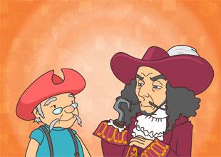 Peter Pan 10: Captain Hook's Story