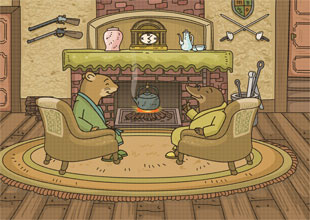 The Wind in the Willows 6: Mole Gets a New Home