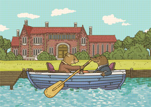 The Wind in the Willows 7: Toad Hall