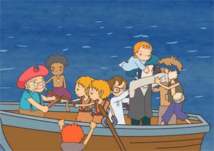 Peter Pan 17: Battle at Marooners' Rock
