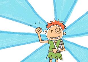 Peter Pan 18: Peter Is Saved!