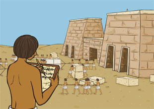 My Life as an Egyptian Scribe
