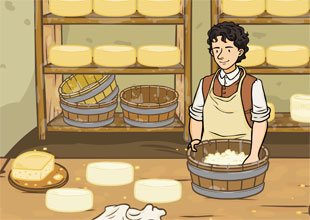 My Life as a Cheese Maker