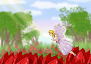 Thumbelina 16: Seeing the World