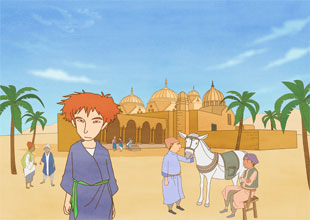 Aladdin and His Wonderful Lamp 10: Shahrazad Tells the Truth