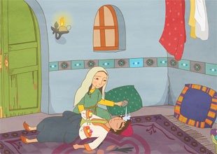 Aladdin and His Wonderful Lamp 12: Aladdin's Return
