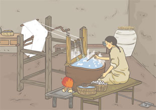 My Life as a Silk Worker