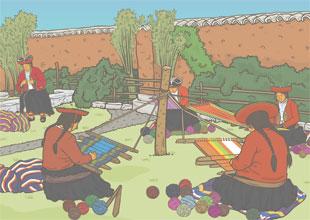 My Life as a Peruvian Weaver