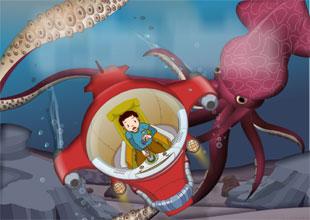 QT's Science Adventures 2: Deep beneath the Ocean