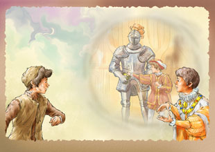The Prince and the Pauper 19: The True King