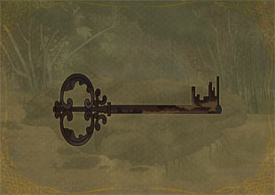 The Secret Garden 8: The Key