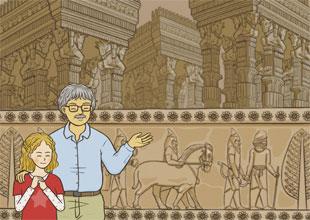 Grandpa's World History 4: The First World Empire