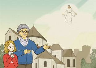 Grandpa's World History 9: Christianity Becomes a World Religion