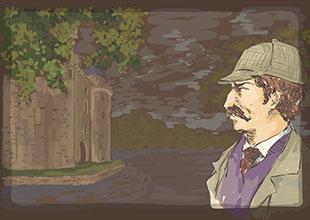 Sherlock Holmes Arrives Too Late 1